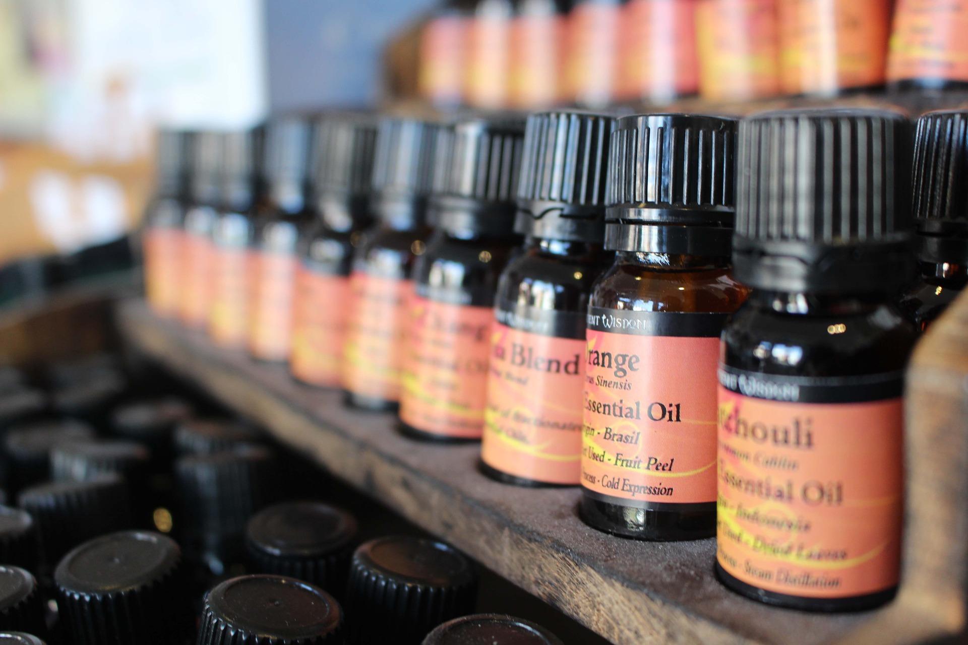 Duftöle und ätherische Öle