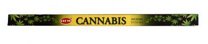 Räucherstäbchen Cannabis