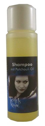 Patchouly Natur Shampoo