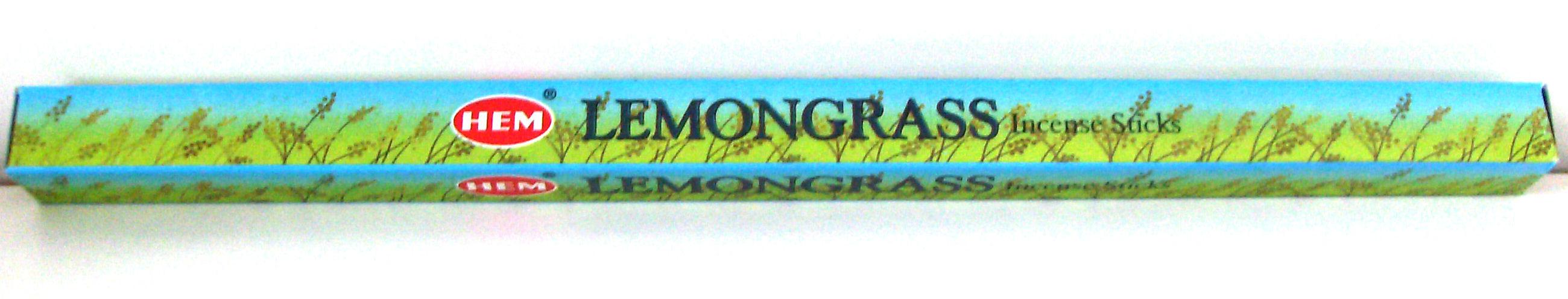 Räucherstäbchen Lemongrass