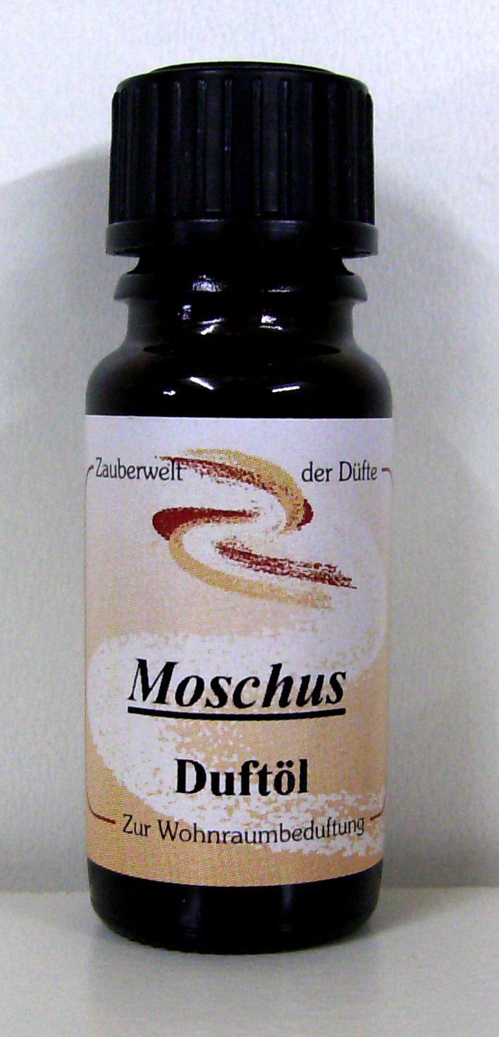 Duftöl Moschus