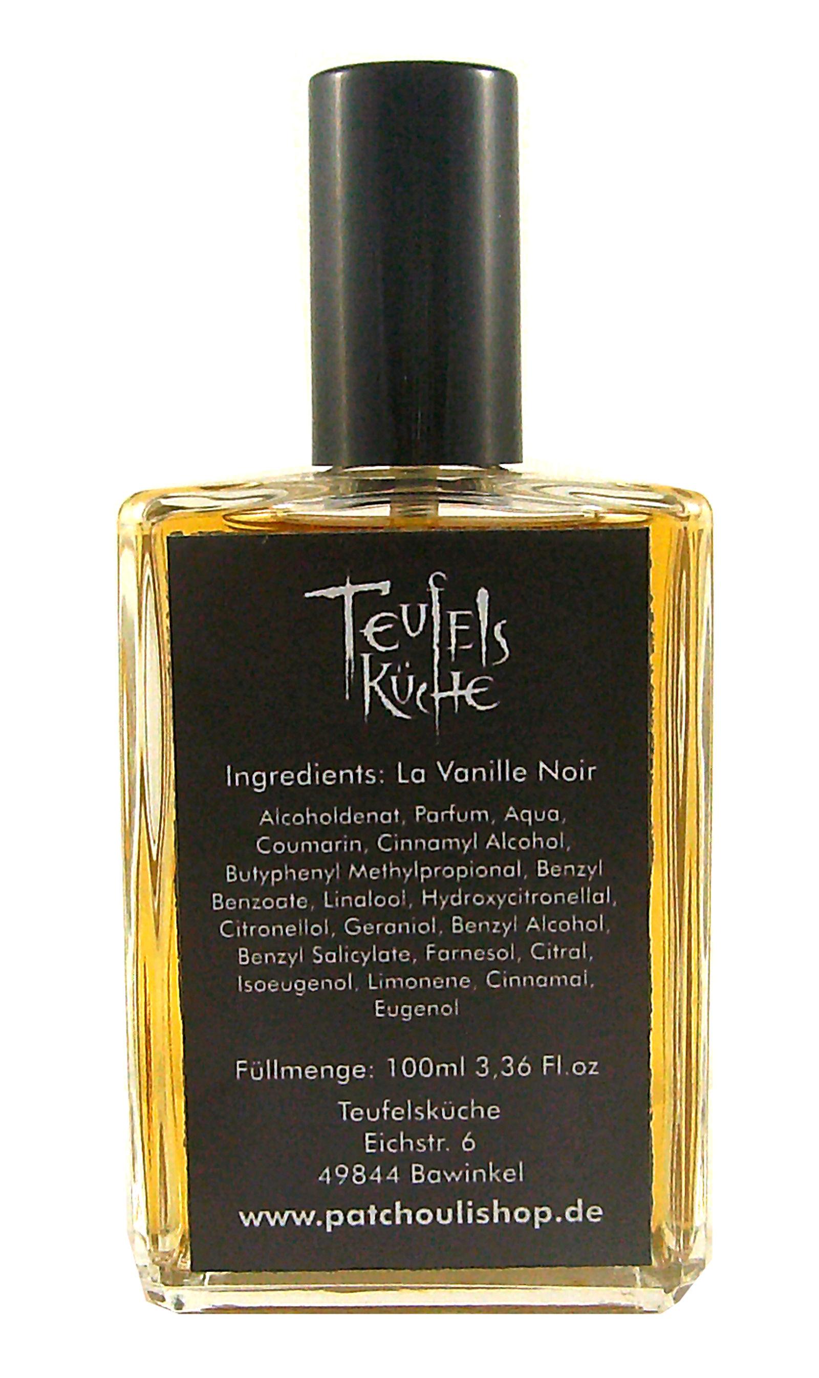 Patchouli La Vanille Noir, 100 ml
