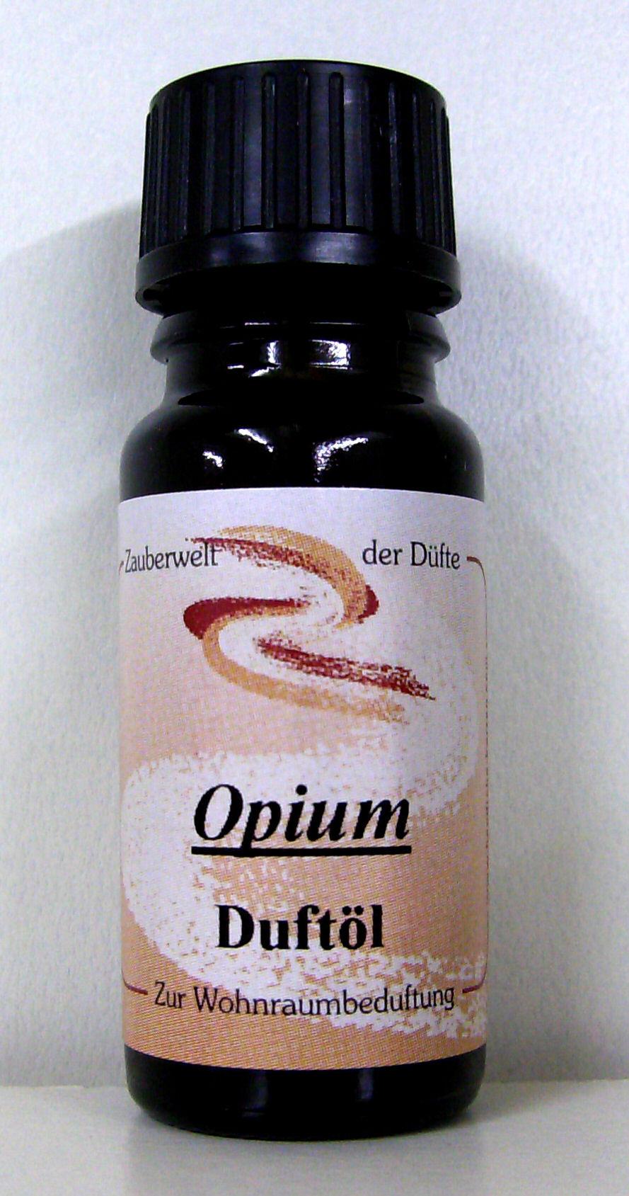 Duftöl Opium