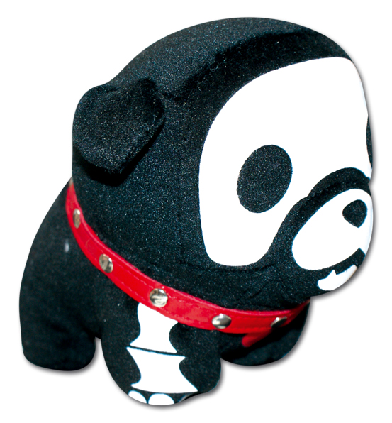Skelanimals - Plüschfigur Bulldog Maxx mittel