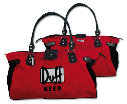 Duff Beer - Travel Bag