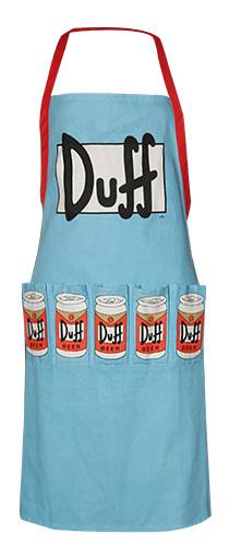 Duff Beer – Grillschürze