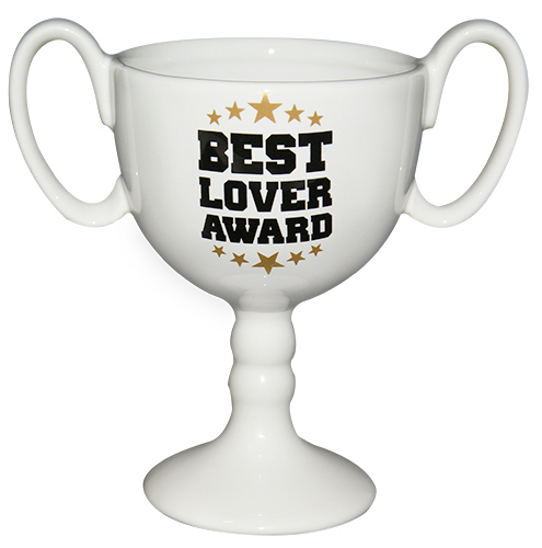 Pokaltasse Best Lover Award