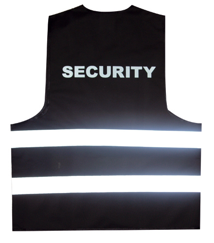 Partyweste Security - XL