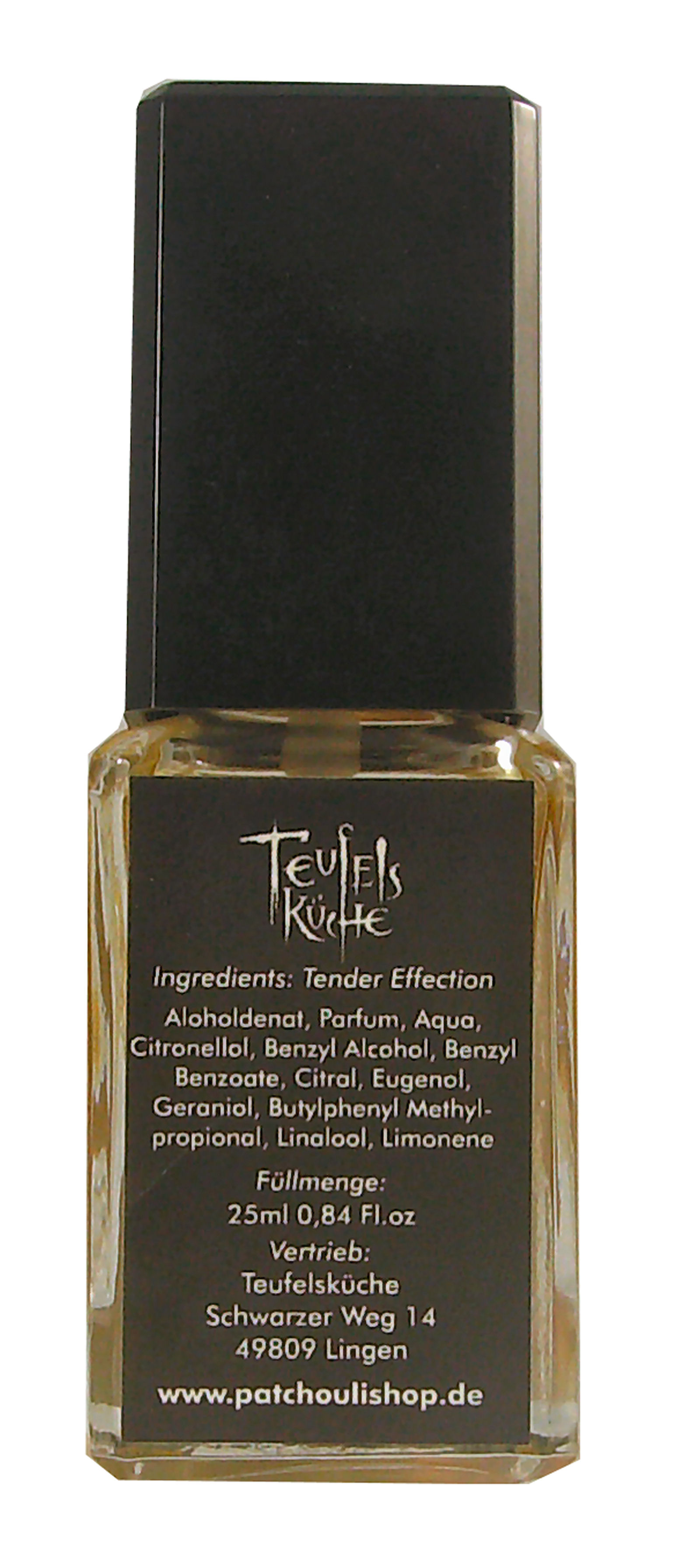Patchouli Tender Effection, Eau de Parfüm 25 ml