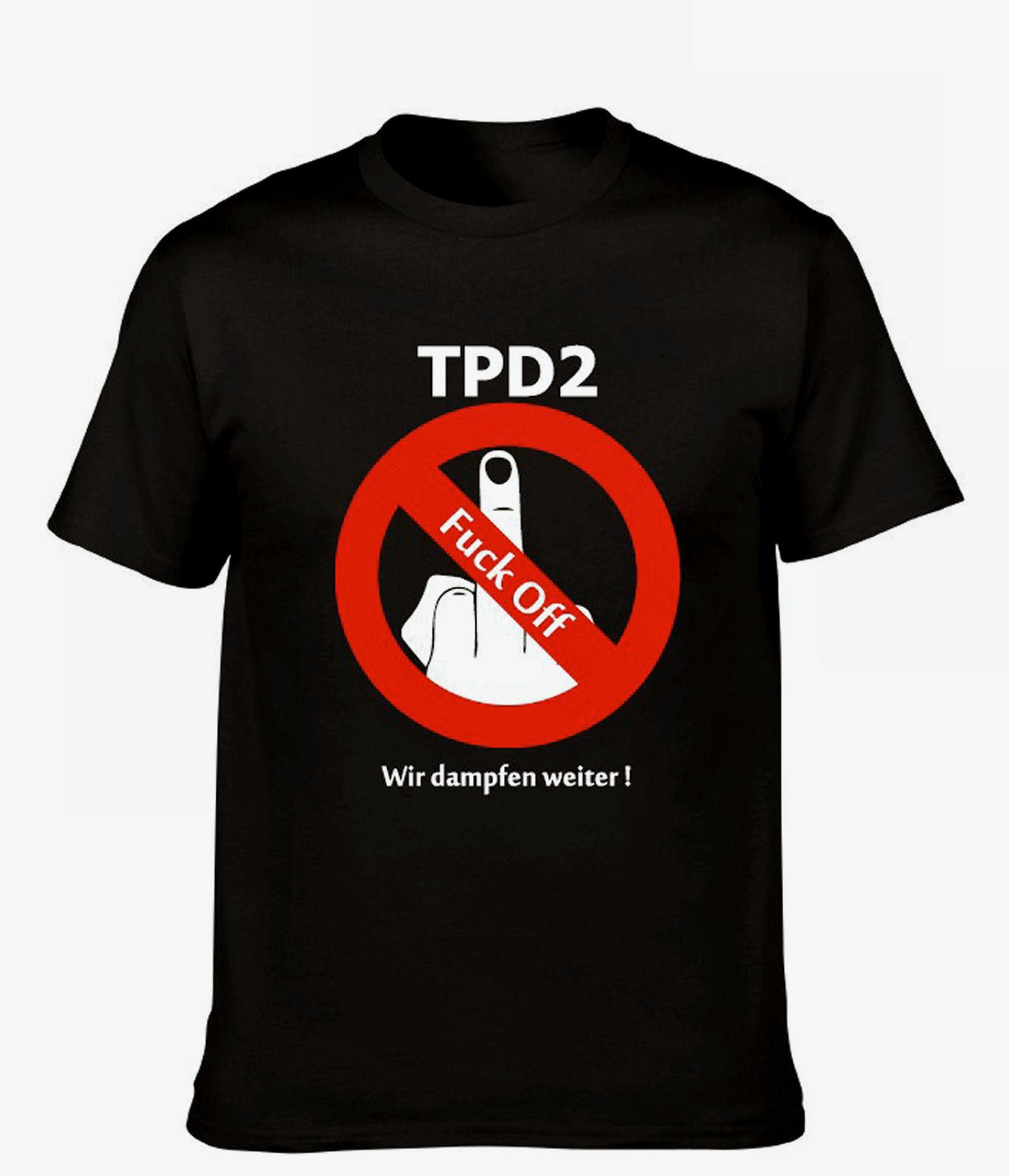 Dampfer T-Shirt TPD2 Größe XL
