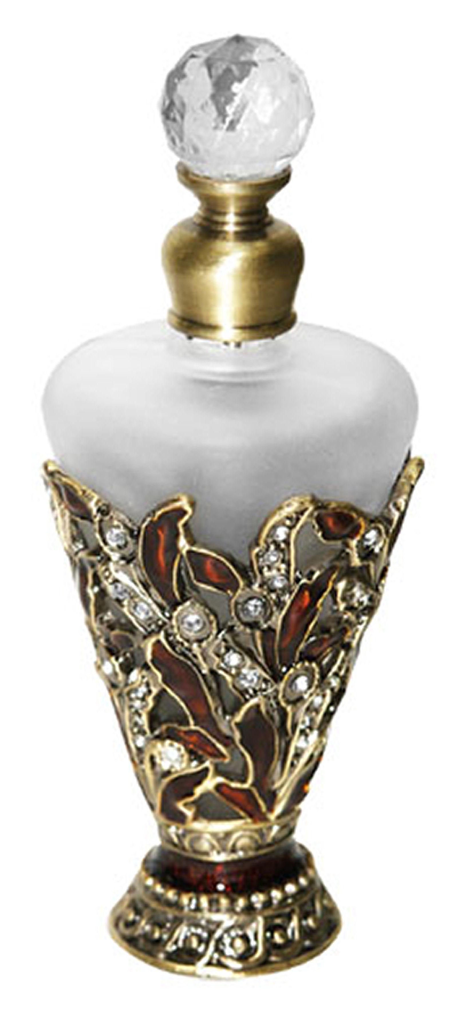 Eau De Parfum Patchouli Pure Sünde 25ml und Parfumflakon leer