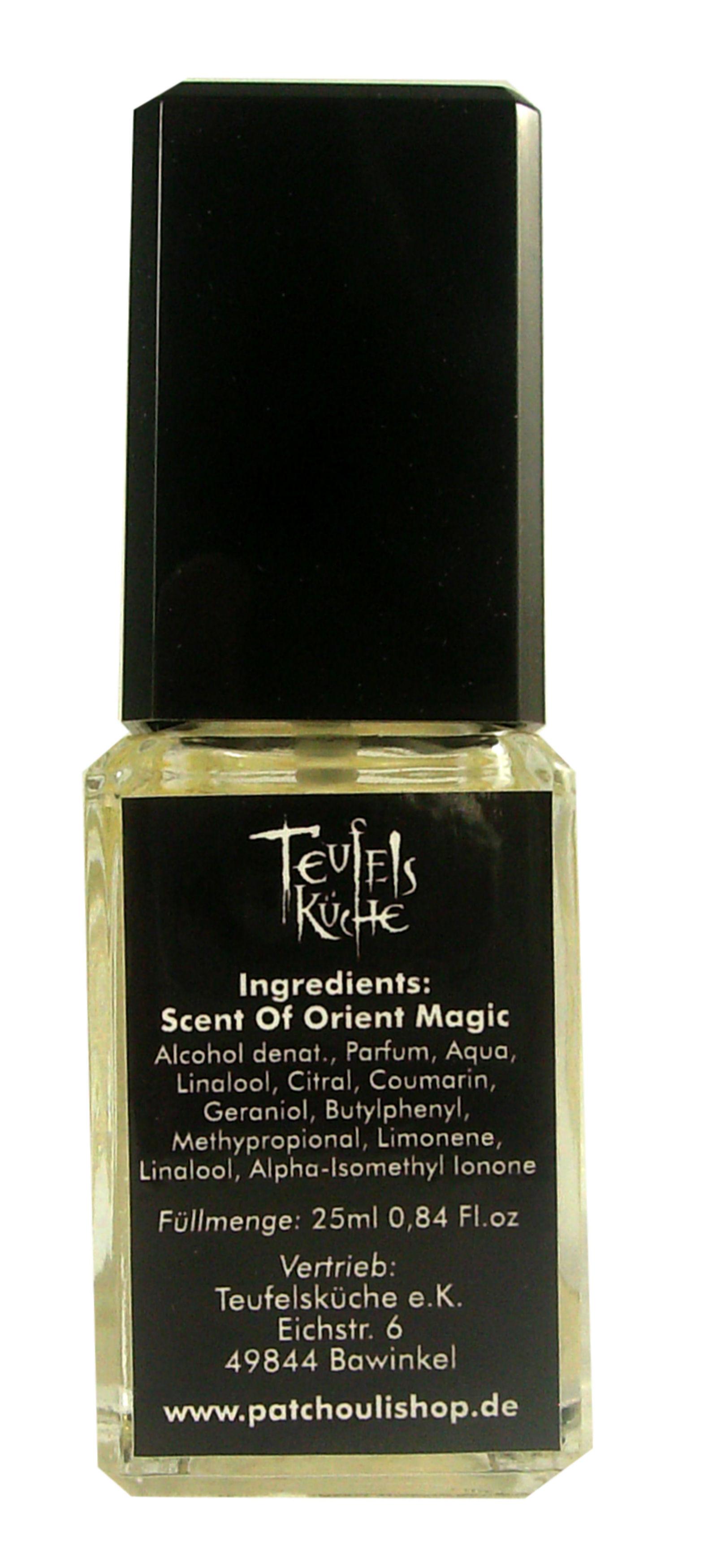 Scent Of Orient Magic, Patchouli orientalisch 25ml