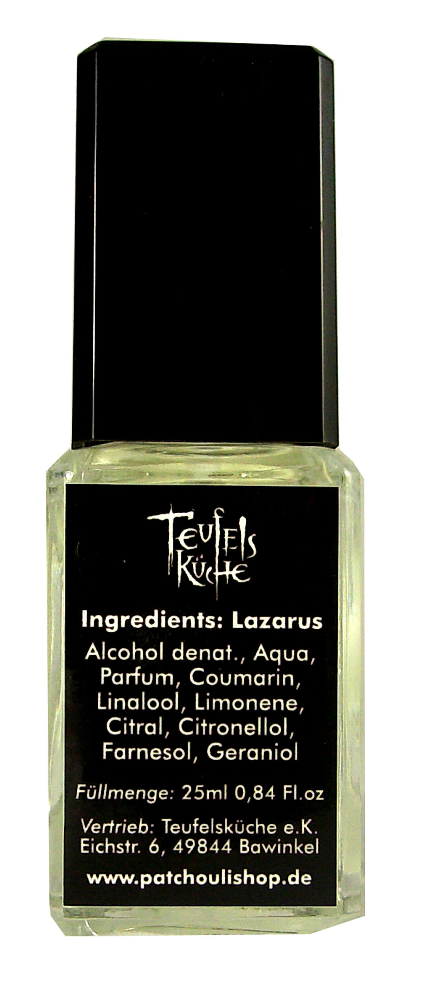 Patchouli Lazarus Eau de Parfum Kashmeran, 25ml