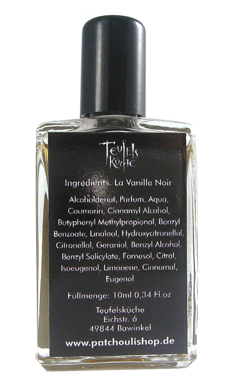 Patchouly La Vanille Noir, Eau de Parfüm 10 ml