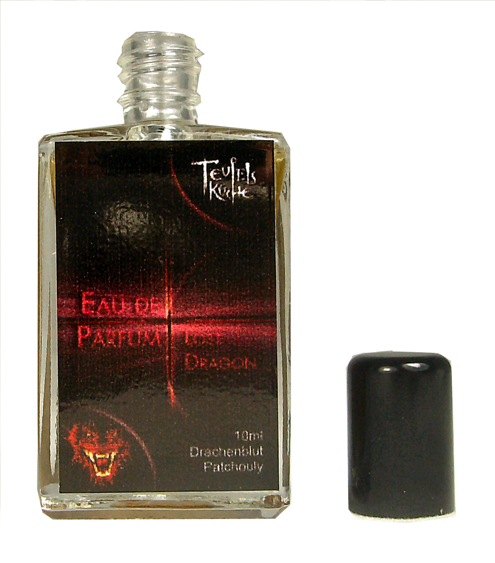 Patchouly Lost Dragon, Eau de Parfüm 10 ml