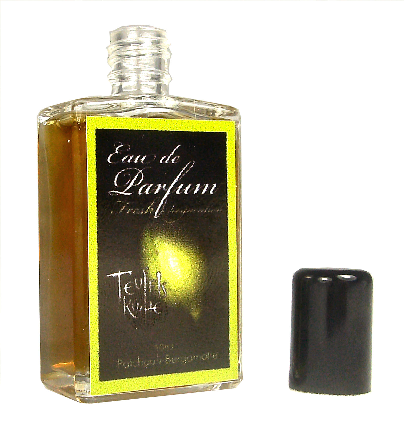 Patchouli Fresh Inspiration, Eau de Parfüm 10 ml