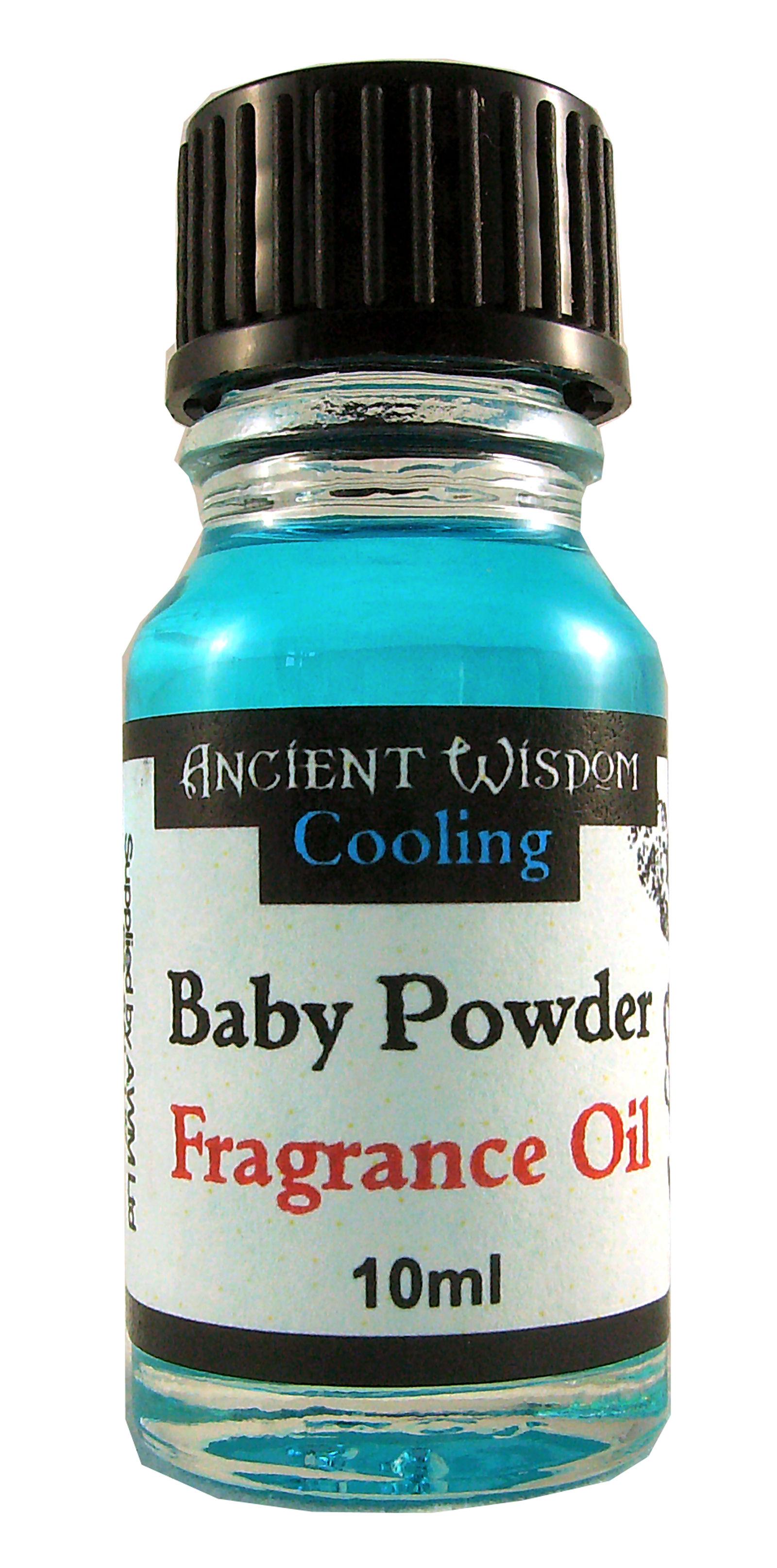 Duftöl Babypowder