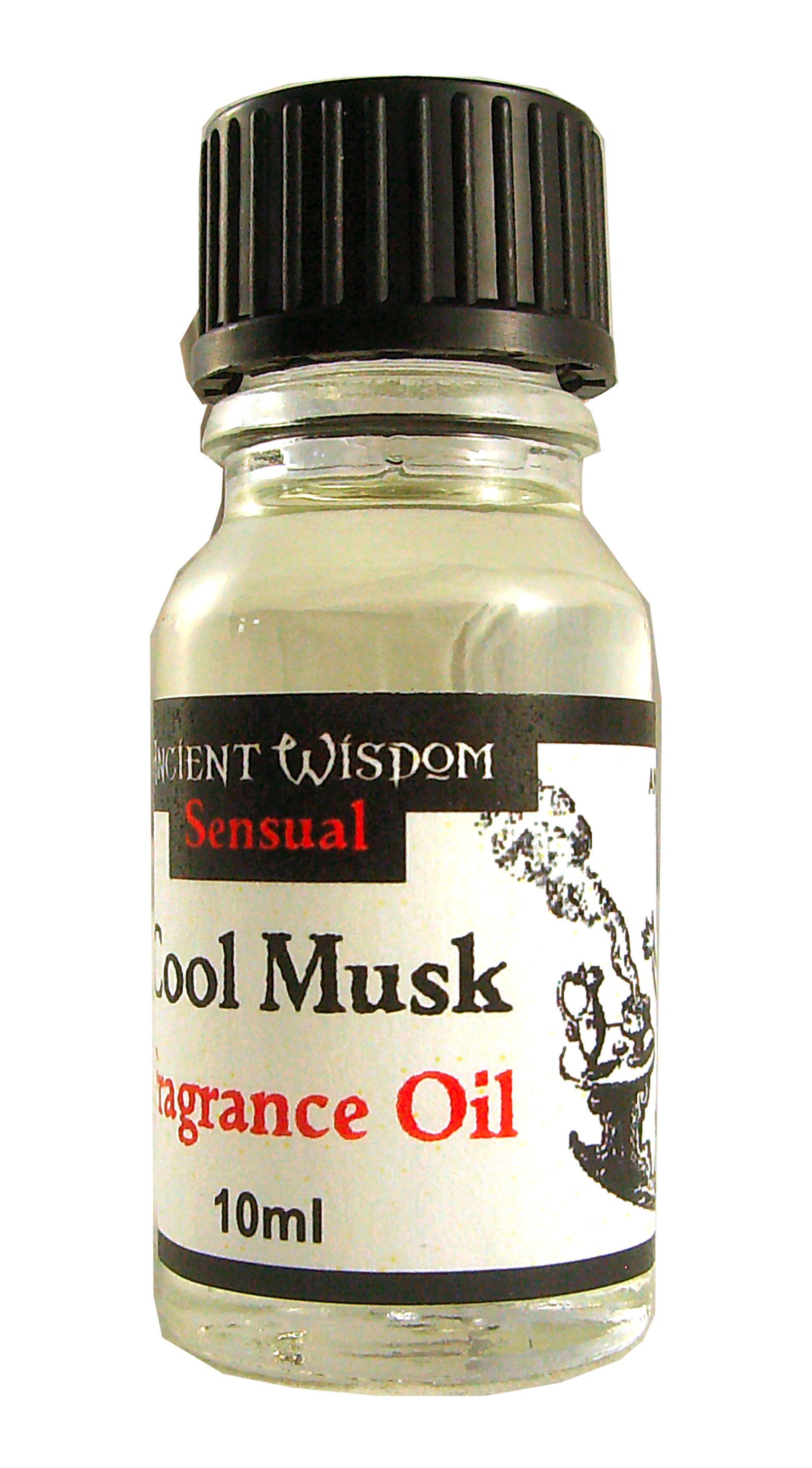 Duftöl Cool Musk