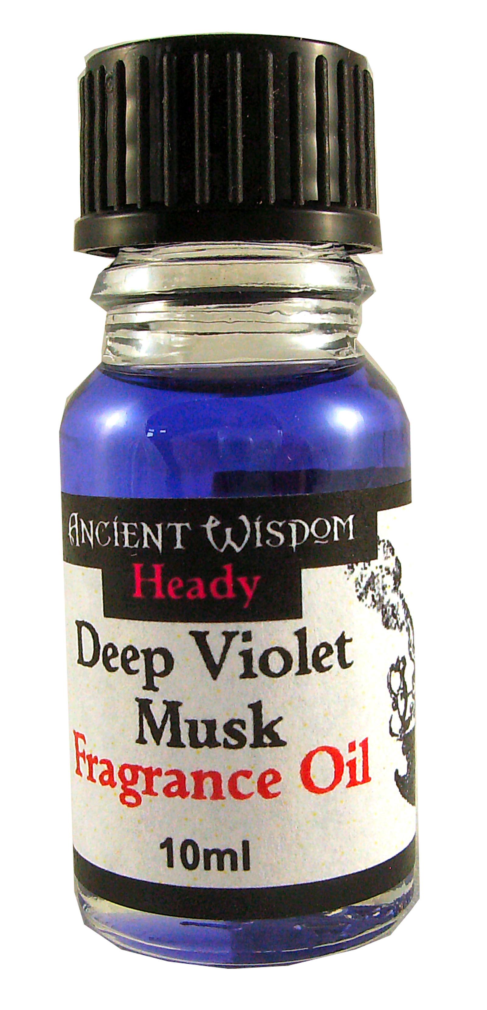 Duftöl Deep Violet Musk
