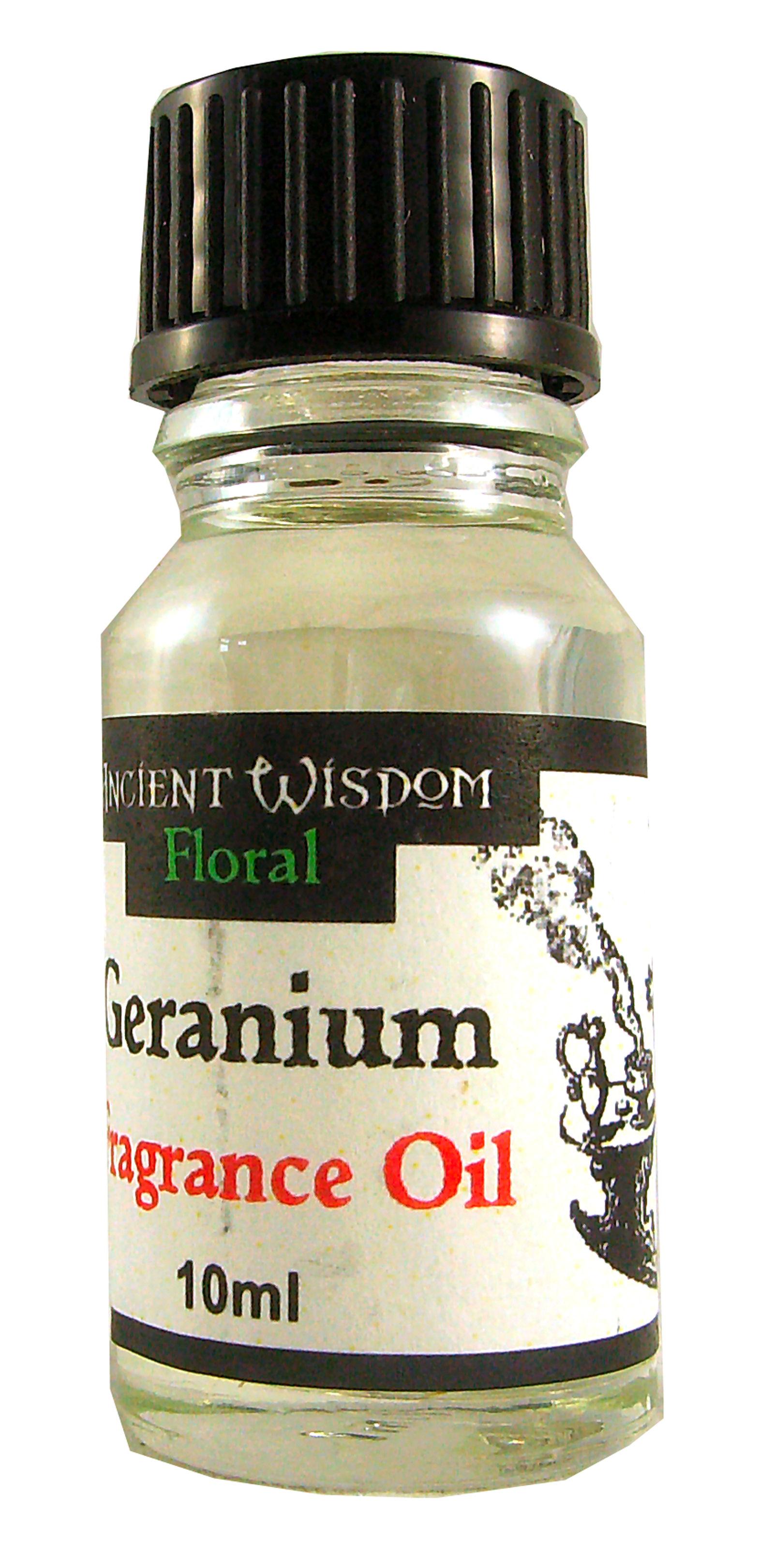 Duftöl Geranium