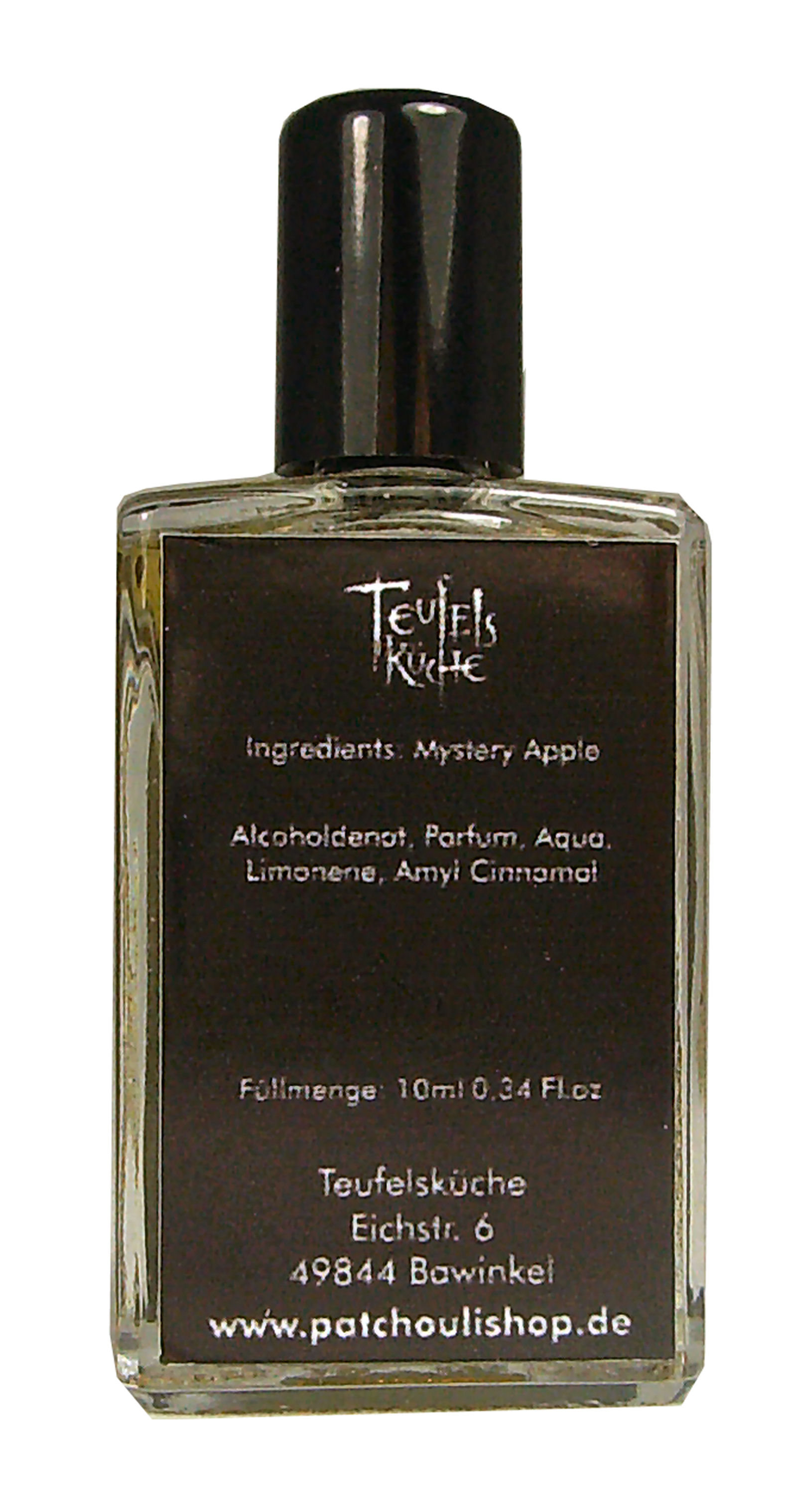 Patchouli Mystery Apple, Eau de Parfüm 10 ml