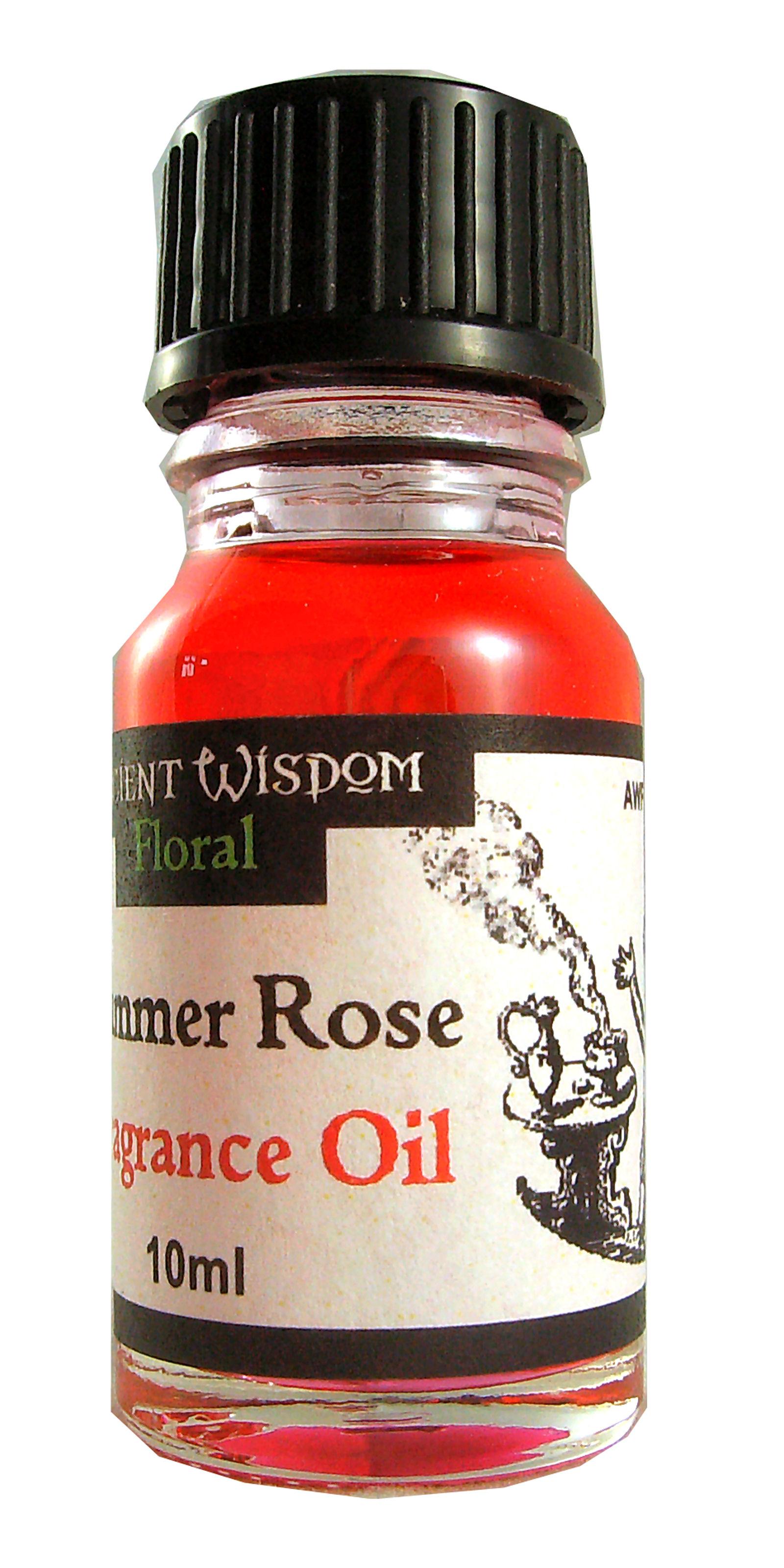 Duftöl Summer Rose