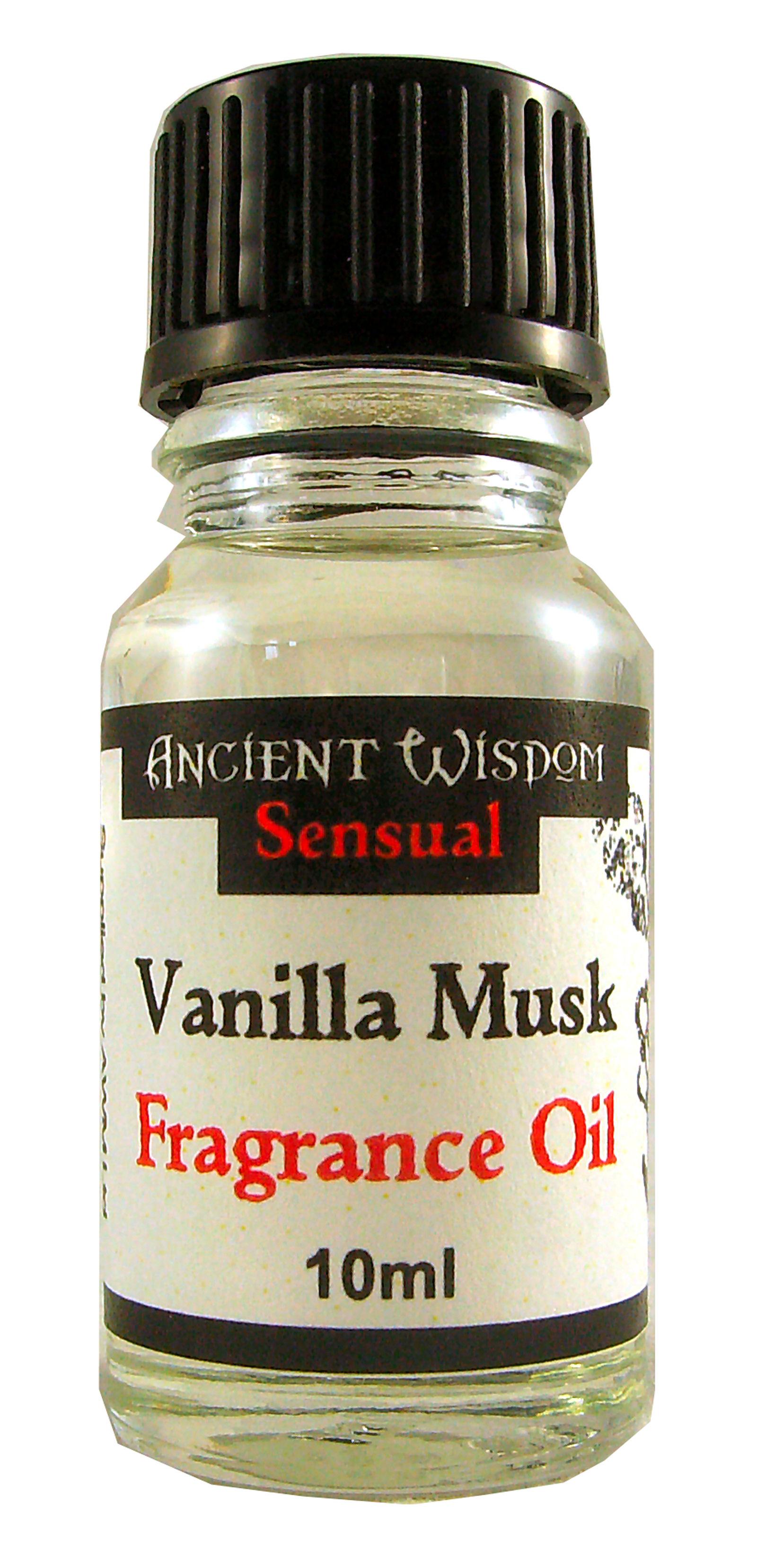 Duftöl Vanilla Musk