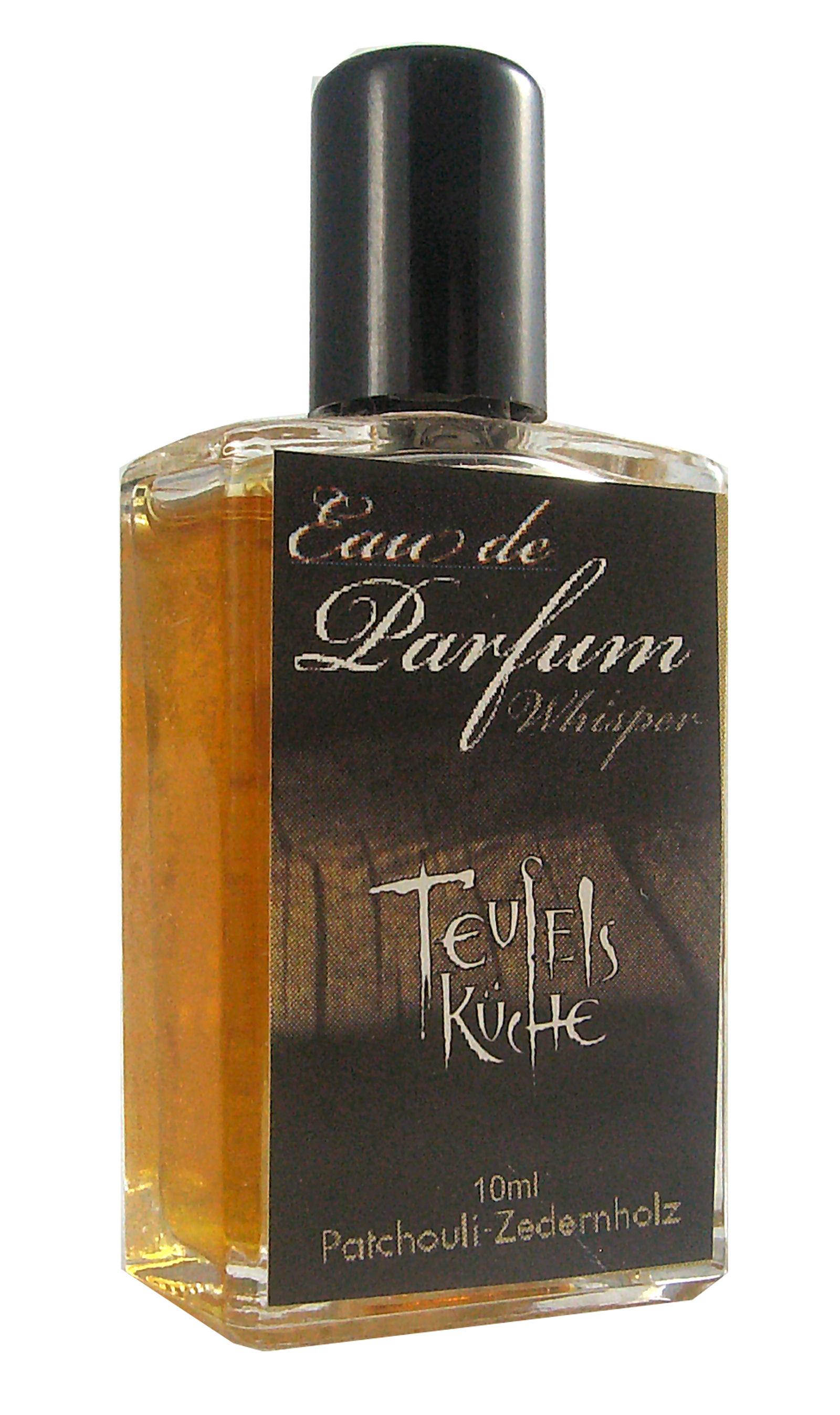 Patchouli Whisper, Eau de Parfüm 10 ml