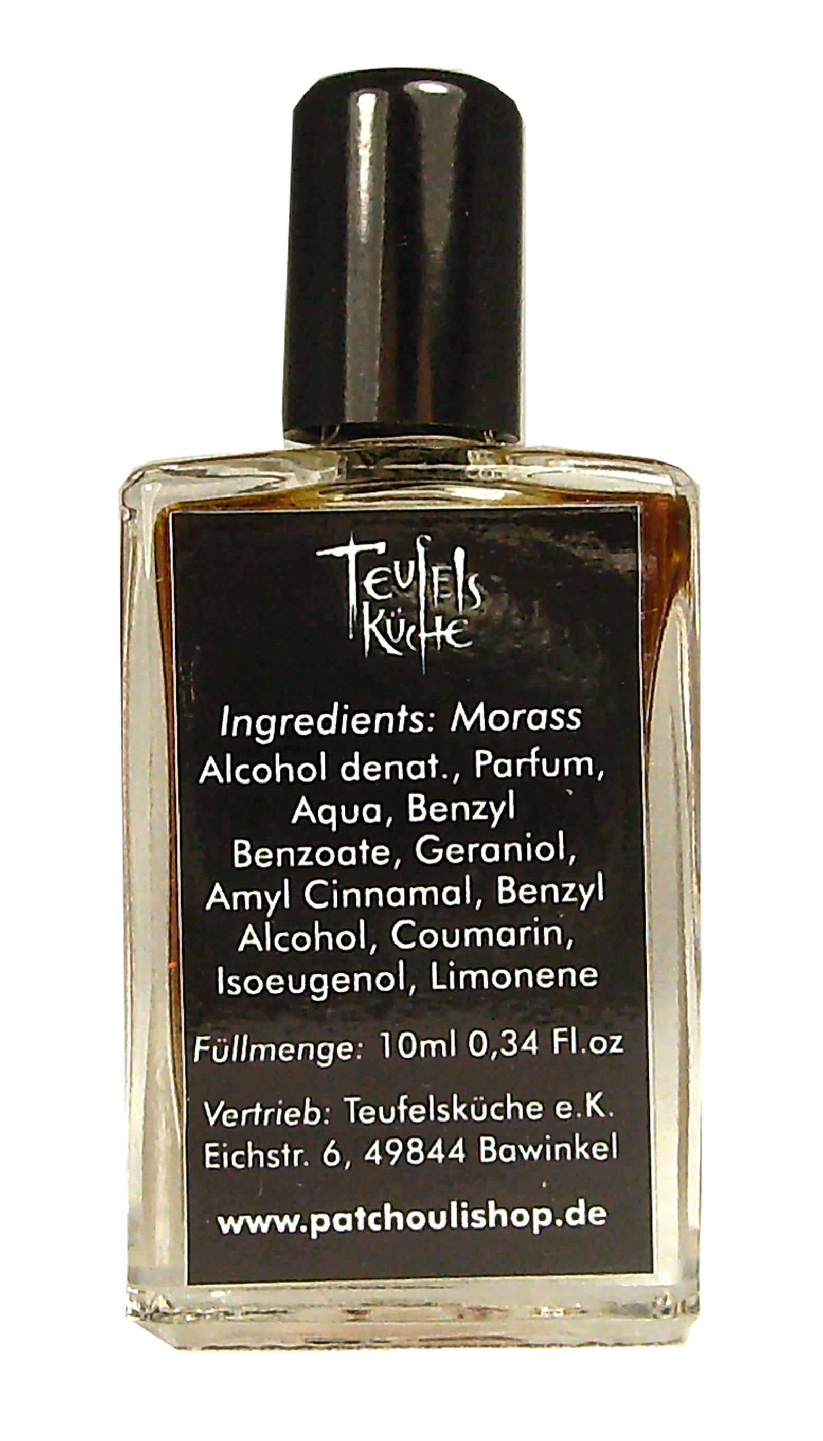 Patchouli Morass, Eau de Parfüm 10 ml