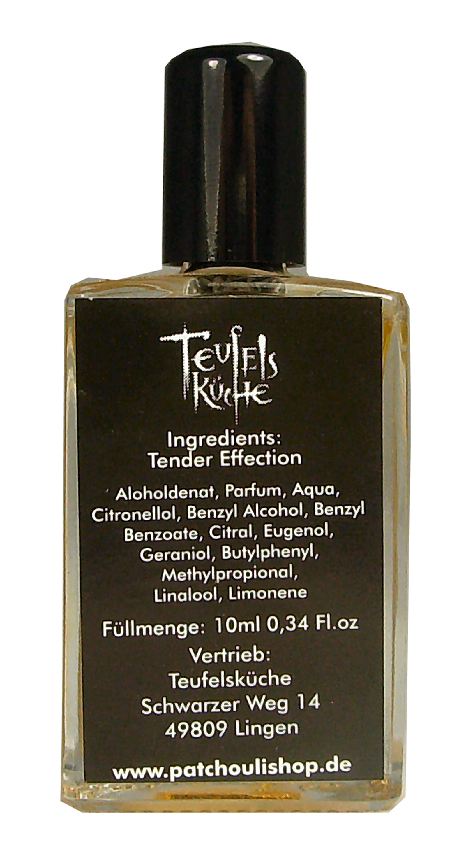 Patchouli Tender Effection, Eau de Parfüm 10 ml