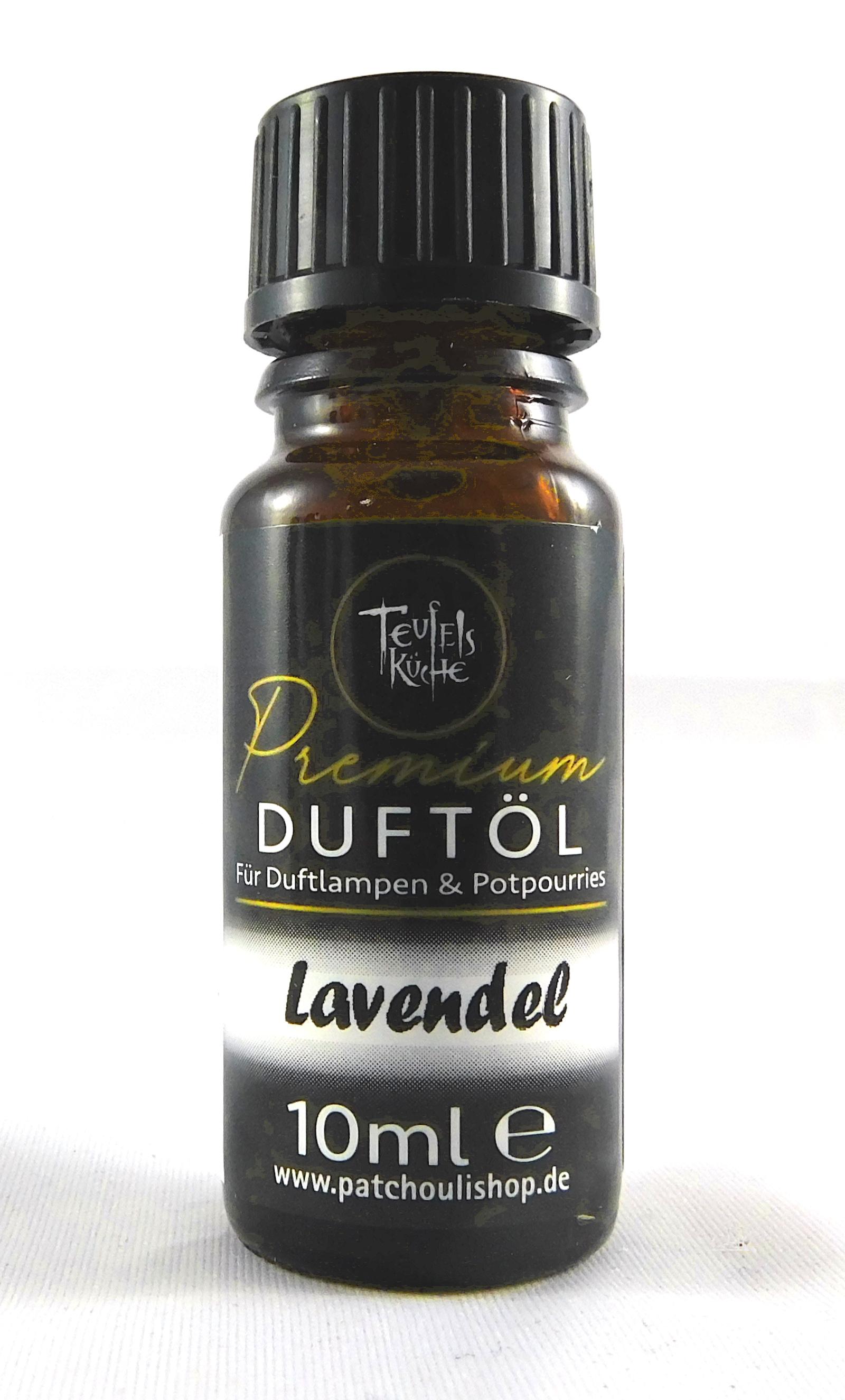 Premium Duftöl von Teufelsküche Lavendel