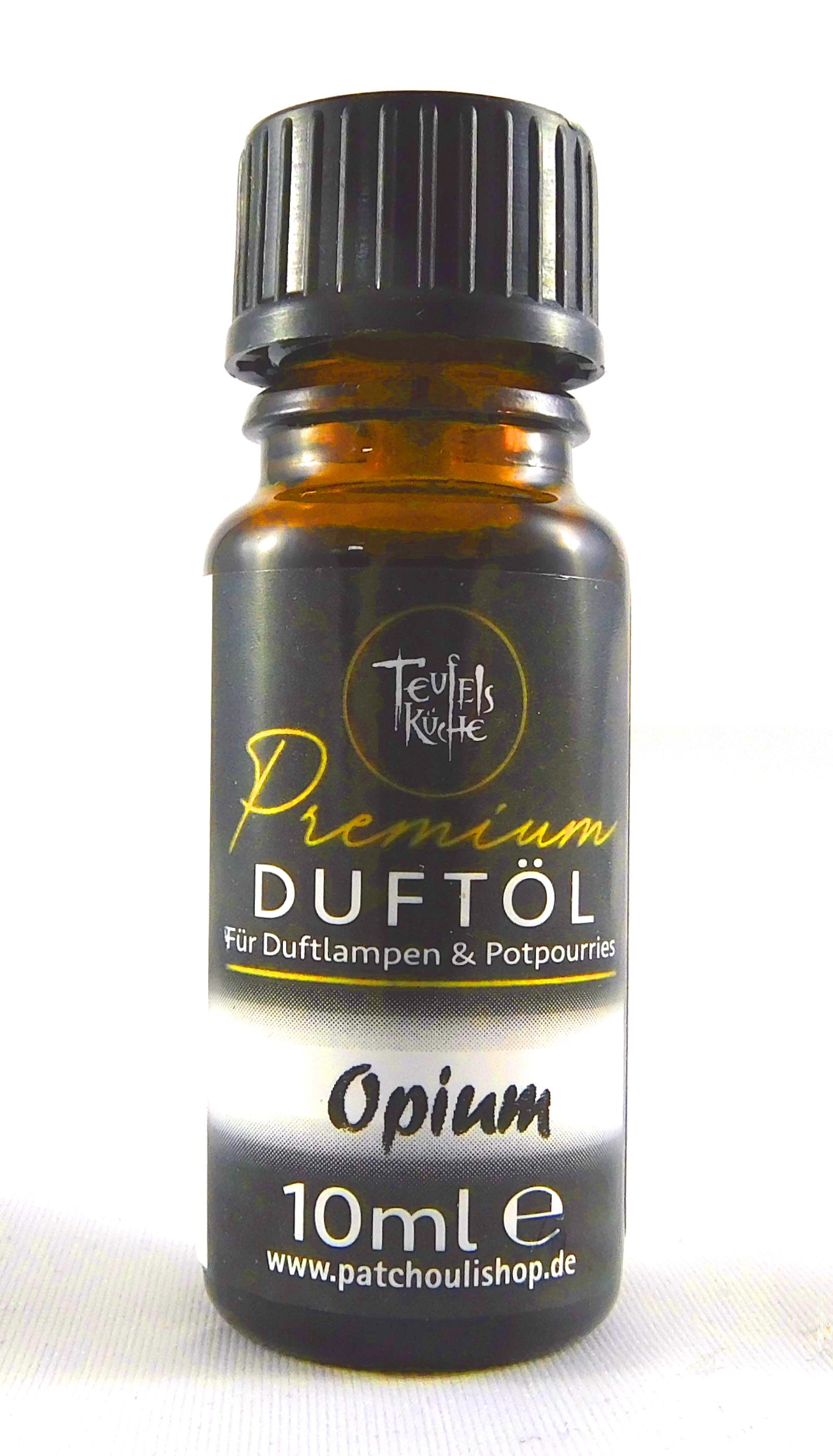 Premium Duftöl von Teufelsküche Opium