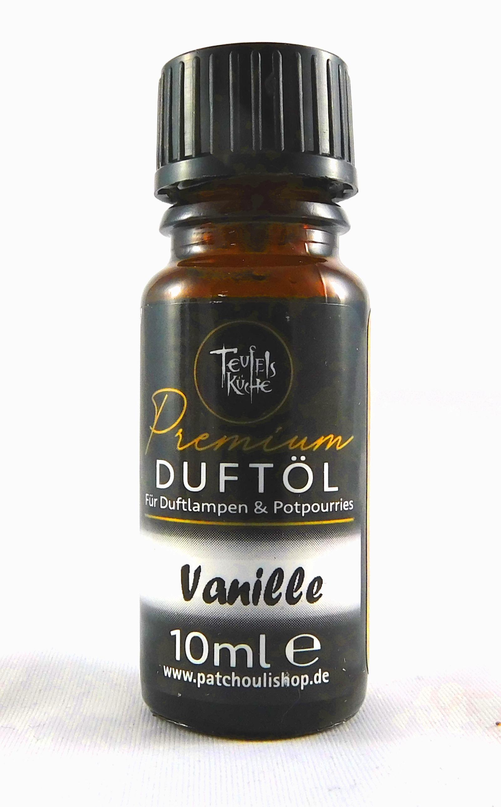 Premium Duftöl von Teufelsküche Vanille