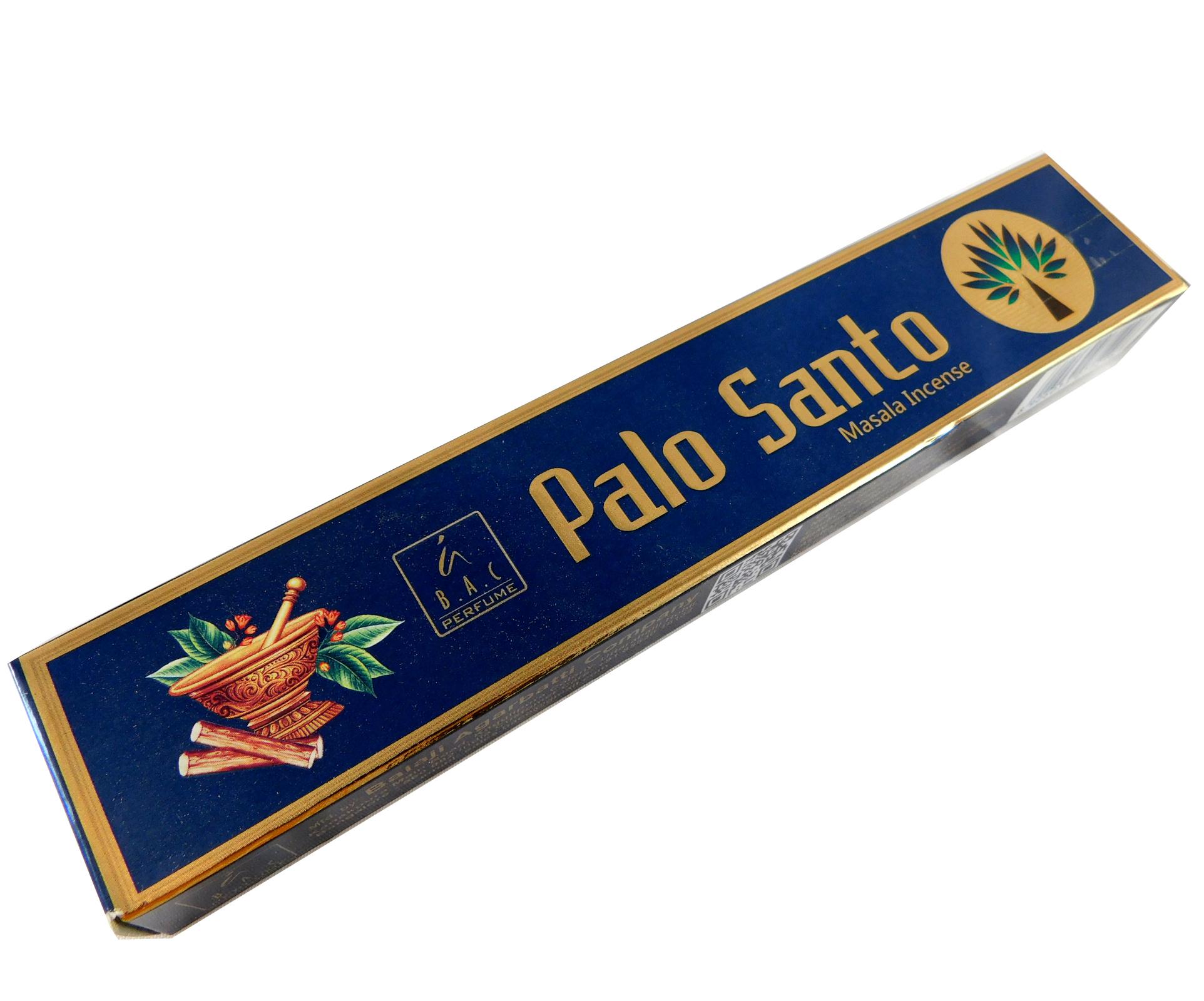 Räucherstäbchen Balaji Palo Santo 15g Packung. Ca. 15 Incence Sticks