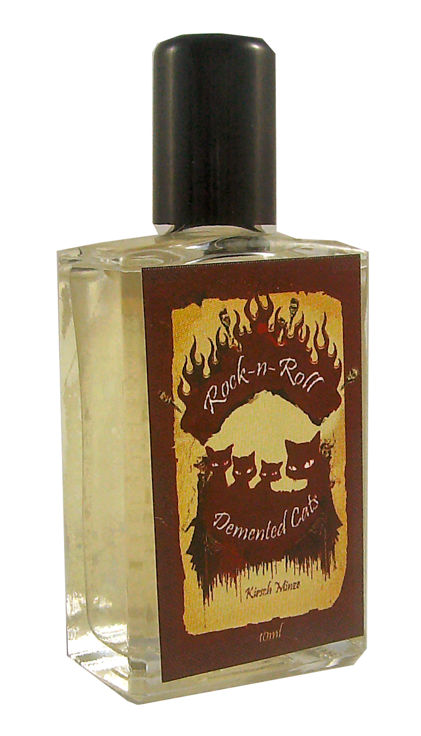 Demented Cats, Eau de Parfum 10ml