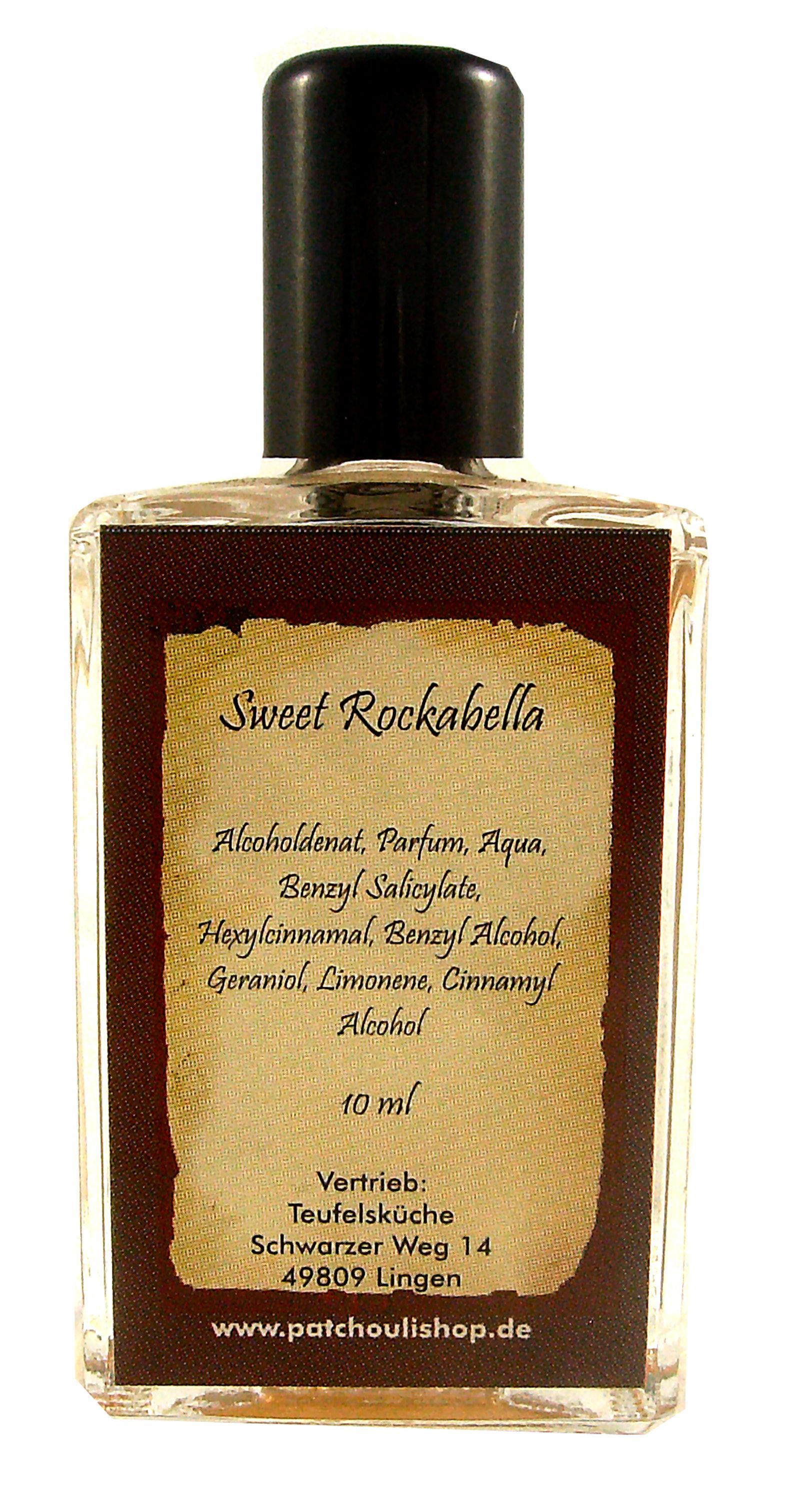 Sweet Rockabella, Eau de Parfum 10ml