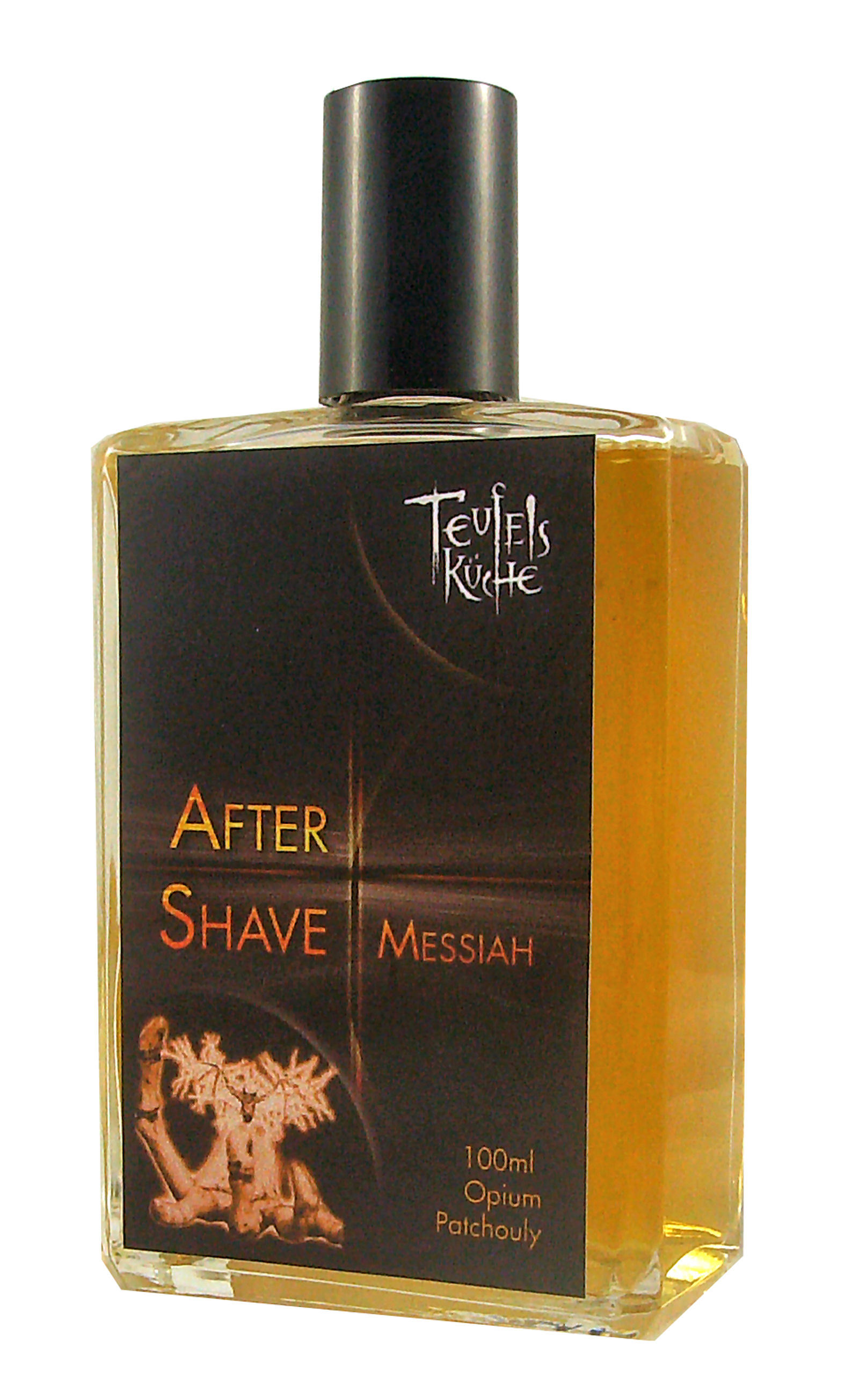 After Shave Patchouli Messiah