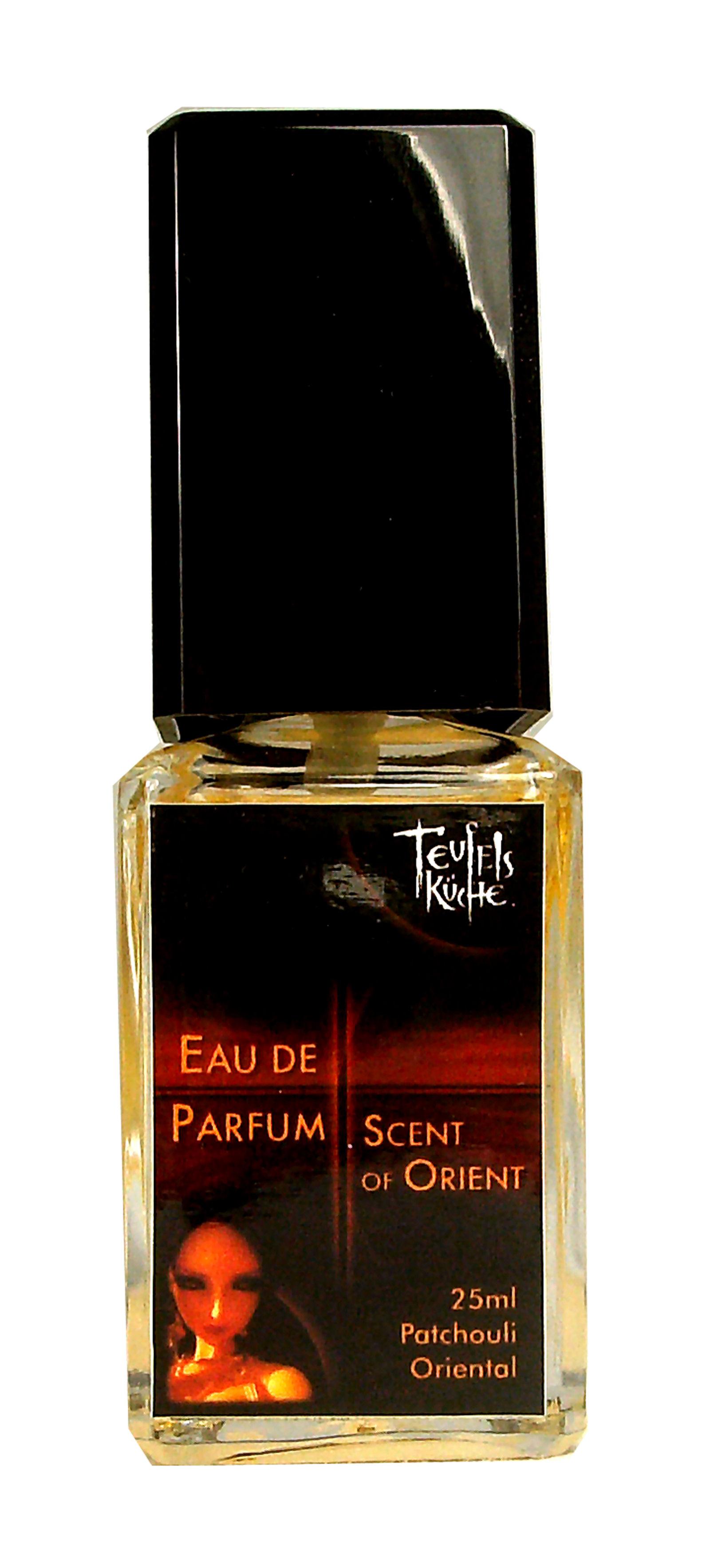 Scent Of Orient, Patchouli orientalisch 25ml
