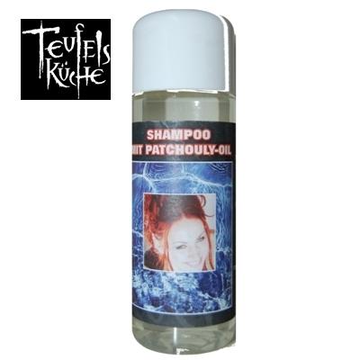Patchouly Natur Shampoo