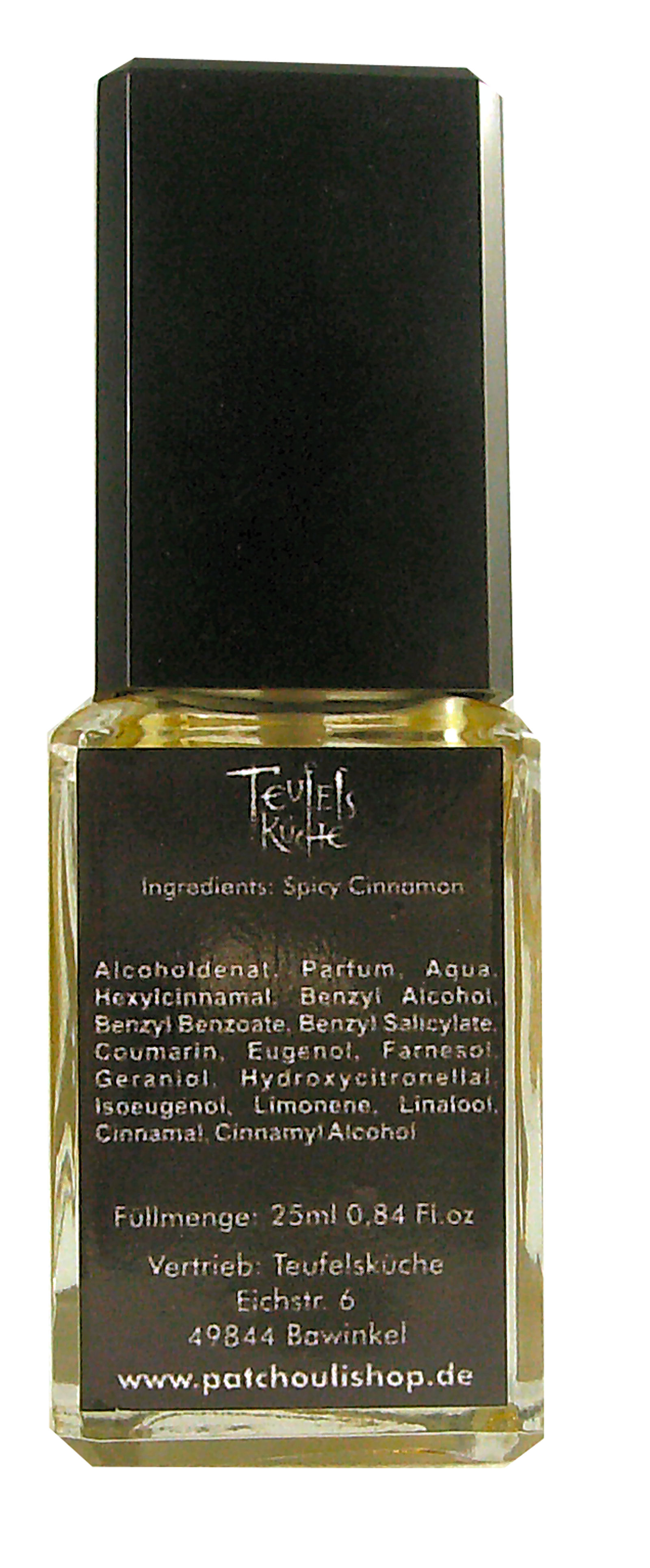 Patchouli Spicy Cinnamon 25ml