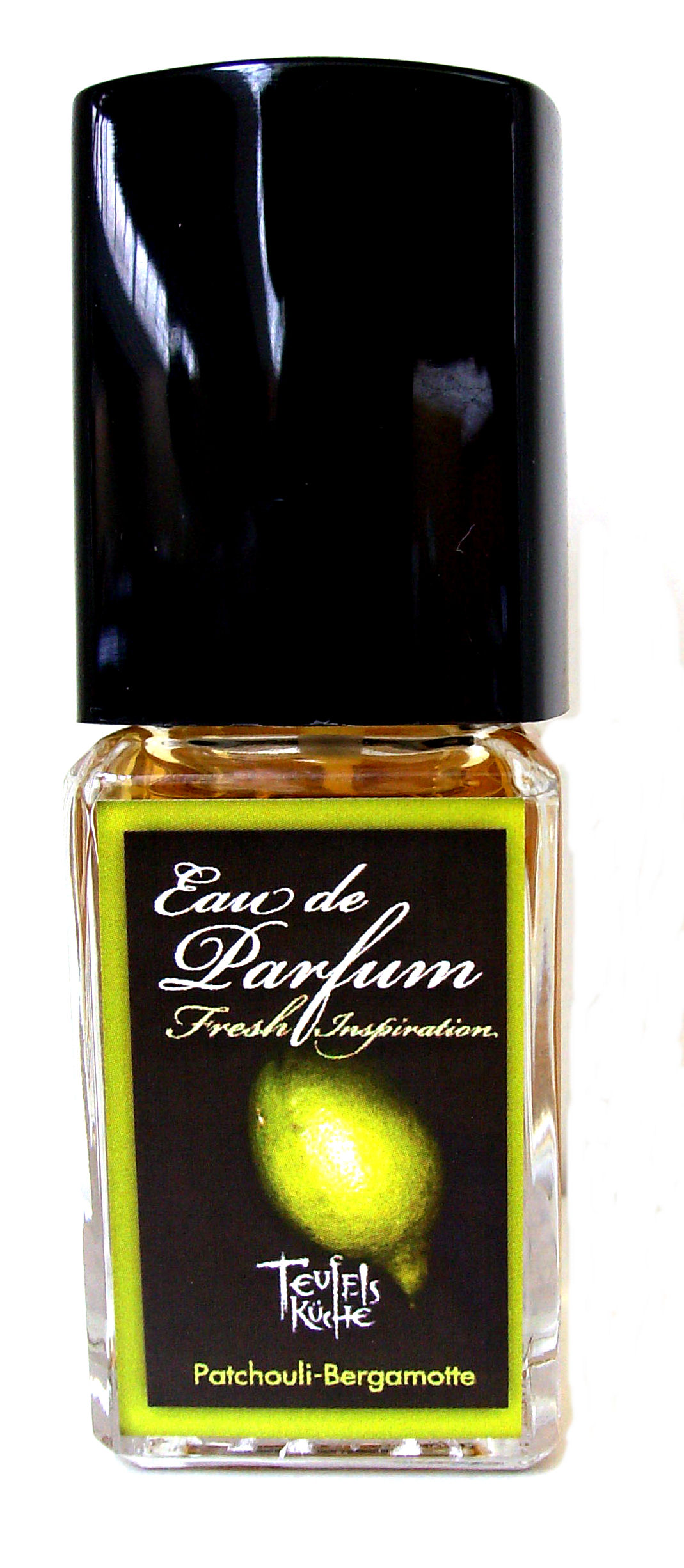 Patchouli Fresh Inspiration, Eau de Parfüm 25 ml