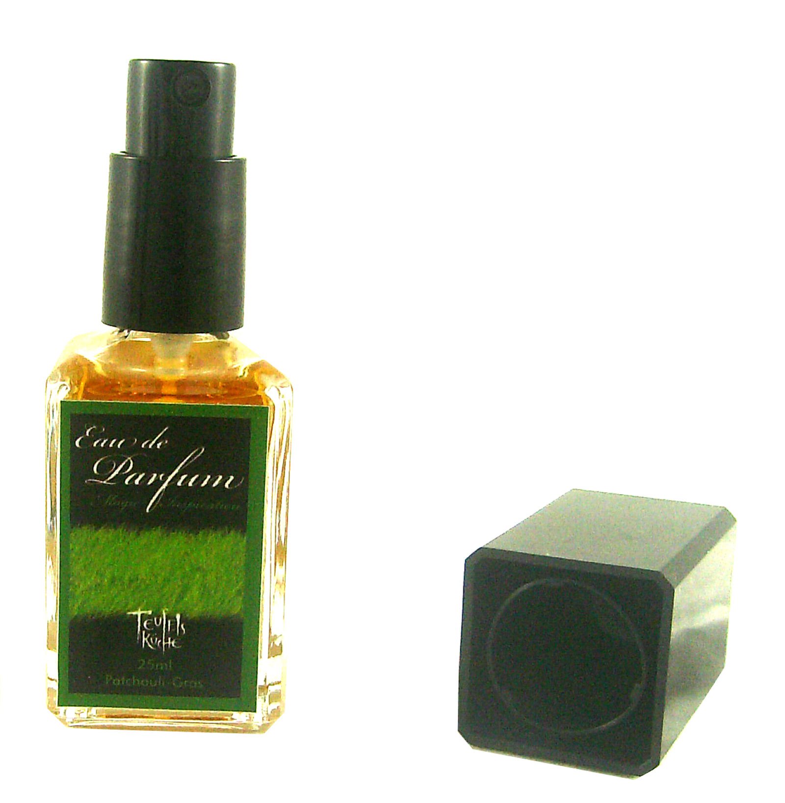 Patchouli Magic Inspiration, Eau de Parfüm 25 ml