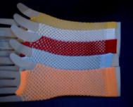 Netz-Handschuhe