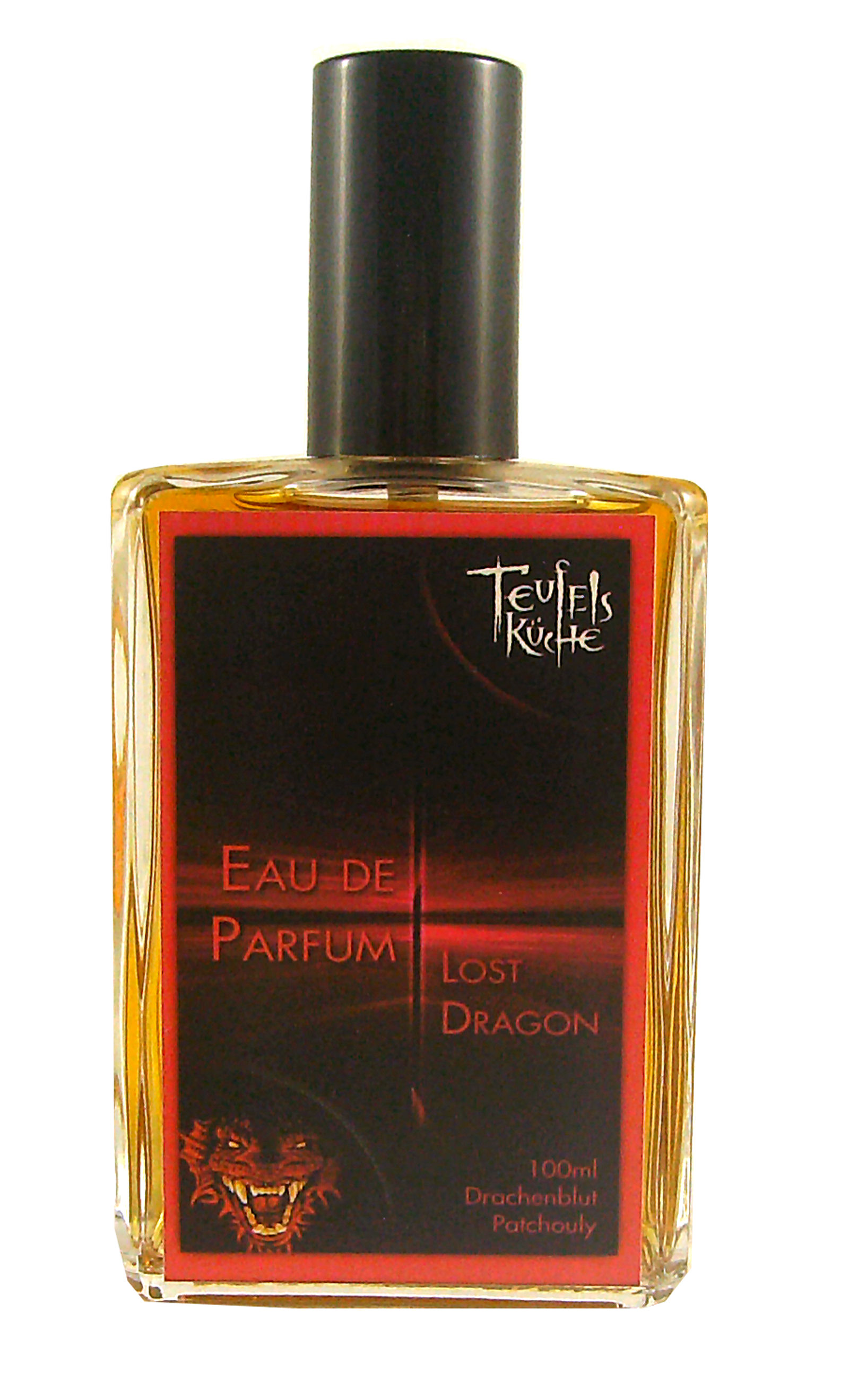 Patchouli Lost Dragon, Eau de Parfüm 100 ml