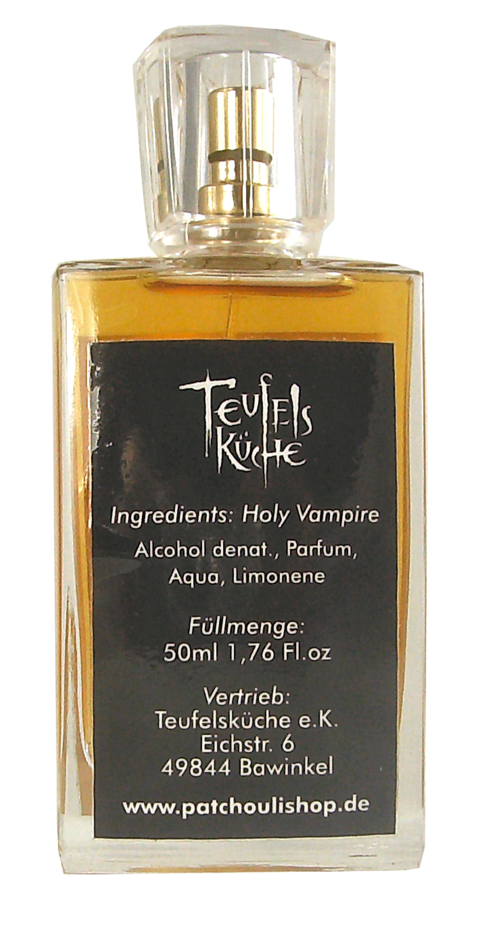 Holy Vampire, Patchouli Natur süsslich, 50ml