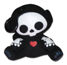 Skelanimals - Plüschfigur Affe Marcy klein