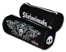 Skelanimals - Stifte-Etui rund Tattoo