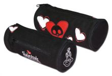 Skelanimals - Stifte-Etui rund Hearts