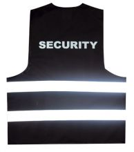 Partyweste Security - XXL