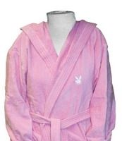 Playboy Bademantel Pink